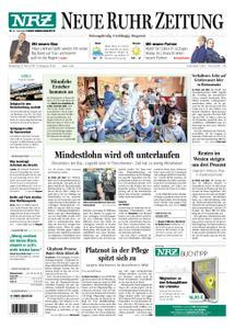 NRZ Neue Ruhr Zeitung Essen-Postausgabe - 21. März 2019