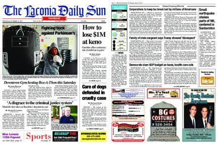 The Laconia Daily Sun – October 19, 2017