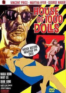 La casa de las mil muñecas / House of a Thousand Dolls / House of 1,000 Dolls (1967)