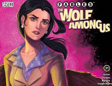 Fables - The Wolf Among Us 031 2015 digital