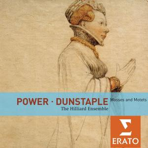 The Hilliard Ensemble - Leonel Power, John Dunstable: Masses and Motets (2012)