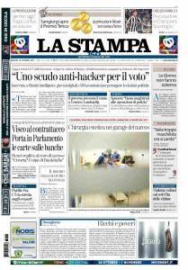La Stampa Imperia e Sanremo - 19 Ottobre 2017