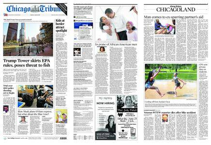 Chicago Tribune – June 18, 2018
