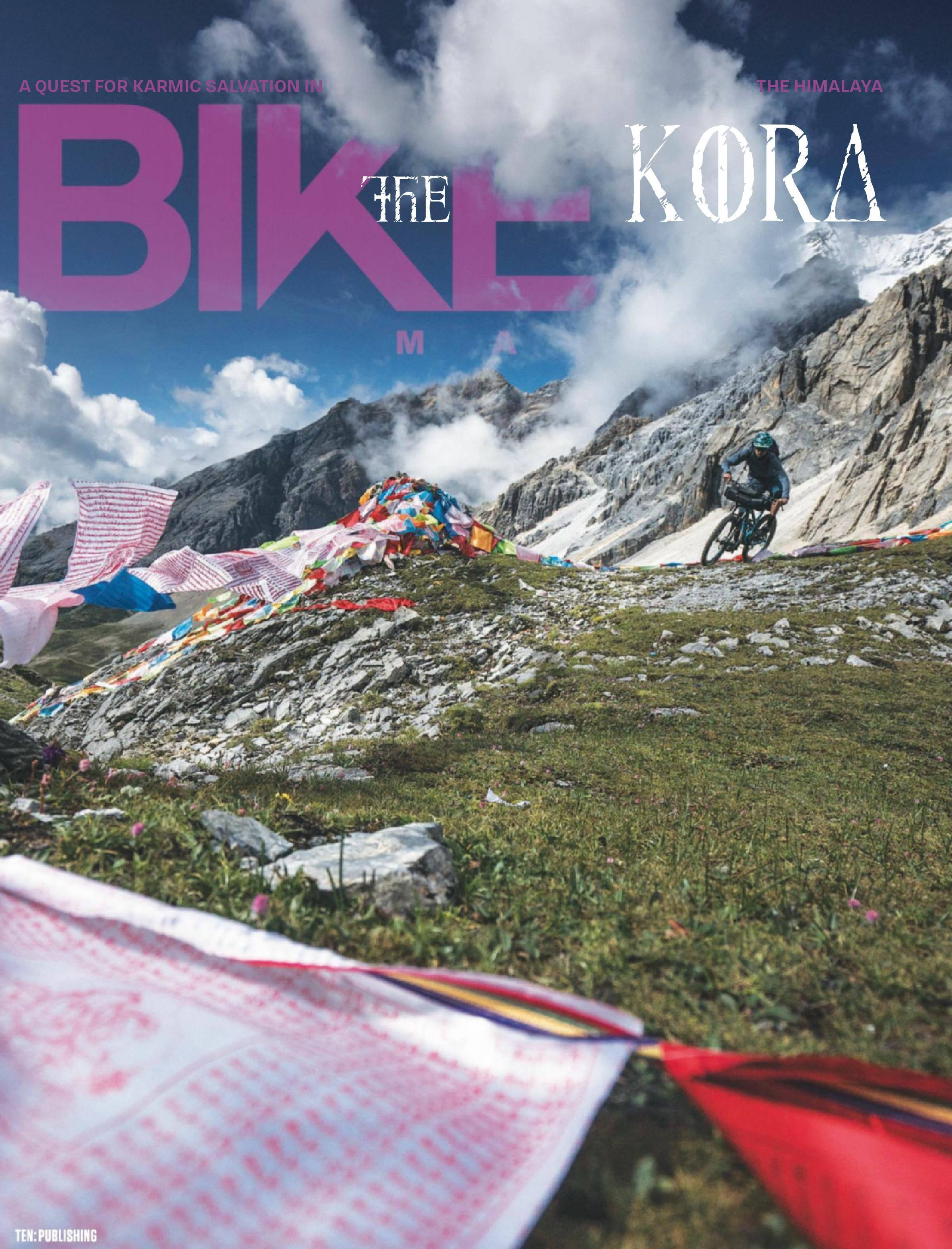Bike Magazine - June 2018