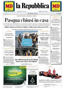 la Repubblica - 11 Marzo 2021
