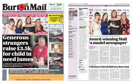 Burton Mail – November 04, 2017