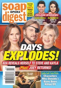 Soap Opera Digest - December 14, 2020