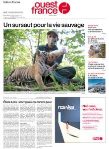 Ouest-France Édition France – 30 septembre 2020