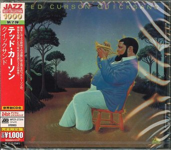 Ted Curson - Quicksand (1974) {2013 Japan Jazz Best Collection 1000 Series WPCR-27314}
