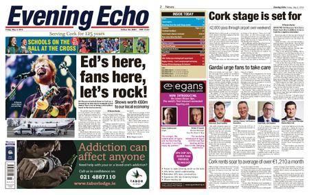 Evening Echo – May 04, 2018