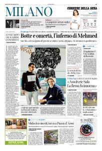 Corriere della Sera Milano – 23 maggio 2019