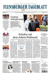 Flensburger Tageblatt - 20. September 2019