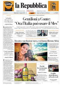 La Repubblica - 10 Maggio 2020