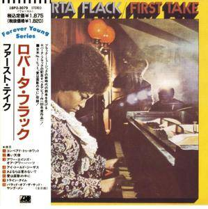 Roberta Flack - First Take (1969) [1989, Japan]