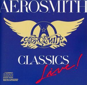 Aerosmith - Classics Live! (1986)