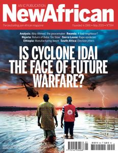 New African - May 2019