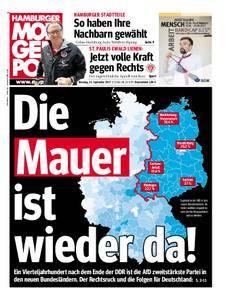 Hamburger Morgenpost - 26. September 2017