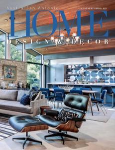 Home Design & Decor Austin-San Antonio - August-September 2021