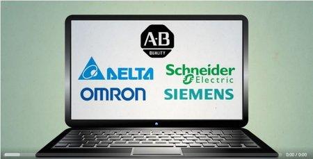 Learn 5 PLC's in a Day-AB, Siemens, Schneider, Omron & Delta