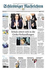 Schleswiger Nachrichten - 22. Januar 2018