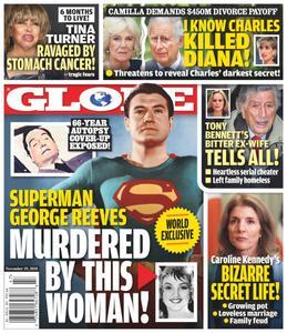 Globe – November 19, 2018