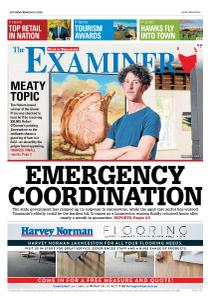 The Examiner - March 7, 2020