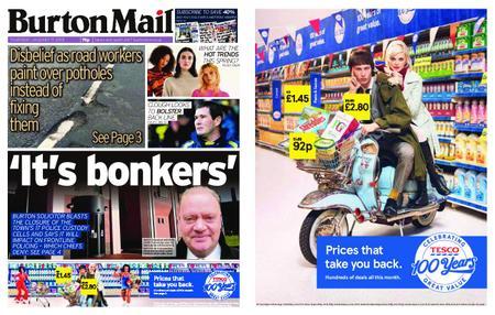 Burton Mail – January 17, 2019