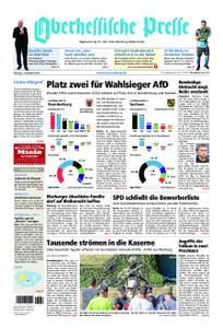 Oberhessische Presse Marburg/Ostkreis - 02. September 2019
