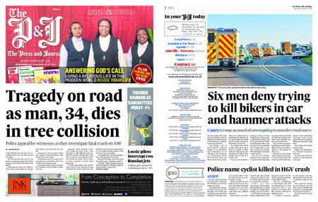The Press and Journal Moray – August 10, 2019