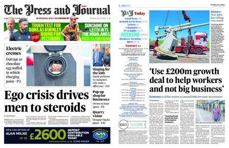 The Press and Journal Moray – June 21, 2018