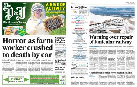 The Press and Journal Moray – May 04, 2019