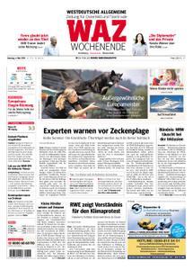 WAZ Westdeutsche Allgemeine Zeitung Oberhausen-Sterkrade - 04. Mai 2019