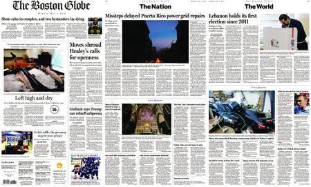 The Boston Globe – May 07, 2018