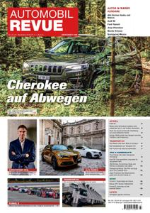 Automobil Revue – 21. November 2019