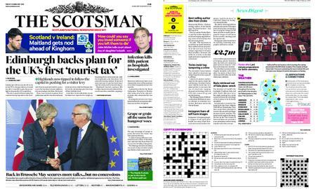 The Scotsman – February 08, 2019