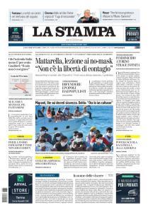 La Stampa Milano - 1 Agosto 2020