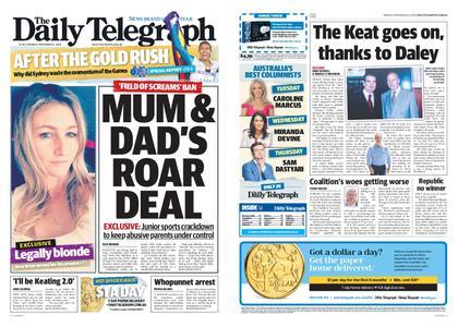The Daily Telegraph (Sydney) – November 12, 2018