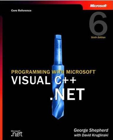 Programming with Microsoft Visual C++ .Net, (Repost)