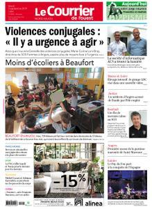 Le Courrier de l'Ouest Nord Anjou – 03 septembre 2019