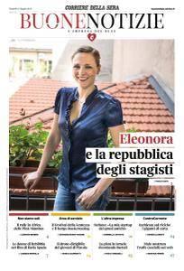 Corriere della Sera Buone Notizie - 8 Maggio 2018