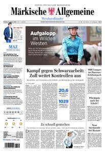 Märkische Allgemeine Westhavelländer - 06. August 2018