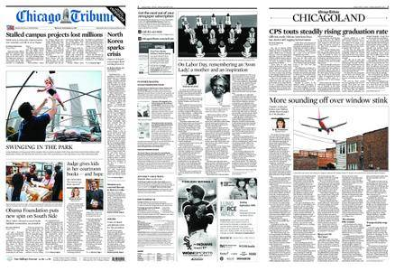 Chicago Tribune – September 04, 2017