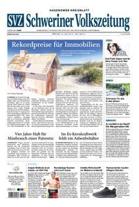 Schweriner Volkszeitung Hagenower Kreisblatt - 19. Juli 2019