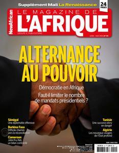 New African, le magazine de l'Afrique - Juillet - Août 2015
