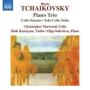 Boris Tchaikovsky (1925-1996) - Piano Trio, Cello Sonata, Solo Cello Suite (2018) {Naxos 8.573783 Digital Download}