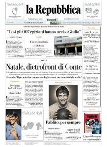 la Repubblica - 11 Dicembre 2020