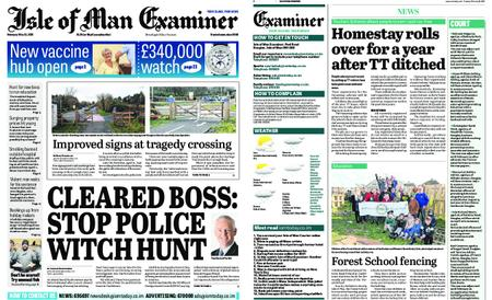 Isle of Man Examiner – February 16, 2021