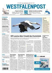 Westfalenpost Wetter - 07. November 2017