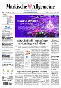 Märkische Allgemeine Westhavelländer - 15. April 2019