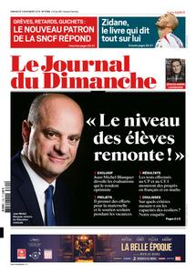 Le Journal du Dimanche - 03 novembre 2019